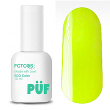 Гель-лак PUF ECO Color №124, 10 ml