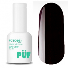 Гель-лак PUF ECO Color №121, 10 ml