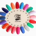 Цветные гели Nails Time Classic Line